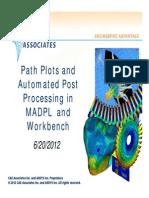 Automated Postprocessing