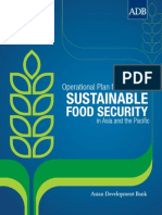 Sustainable Food Security