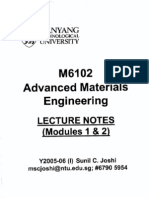 Advance Engineering Materials