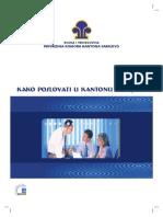 Kako Poslovati u Kantonu Sarajevo