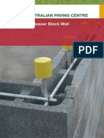 How to Build a Besser Block Wall