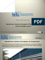 Roof Ventilation Systems Manufacturers Coimbatore