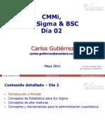 CMMi, SixSigma y BSC - ASPEL 02.pptx