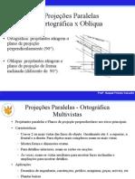 Expressão Gráfica Para Engenharia - Paralelas