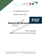Manual de Fidelizacao de Clientes 0355 IEFP 30-12-2013