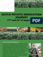 Dutch Potato Innovation Journey