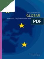 GLOSAR Bankarstva Osiguranja i Ostalih Financijskih Usluga