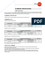 Aluminium Specification[1]