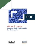 SilkTest BasicWorkflow En