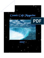 Cosmic Café Magazine Feb 07