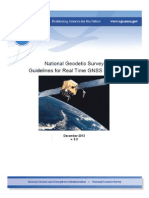 Ngs Guidelines for Real Time g Nss Networks