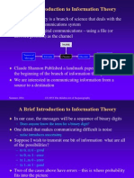 L03 Information Theory