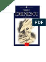 Luceafarul - EMINESCU Mihai