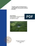 Geologisk Guide Till Söderåsen