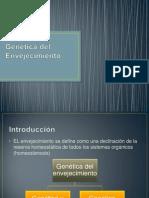 Génetica del Envejecimiento y DM I.pptx