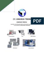 CV Linkaran Teknik Cp