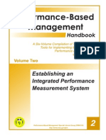 The Performance Based Management Handbook