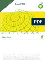 BP World Energy Outlook Booklet 2013