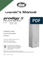 18 Owner Manual