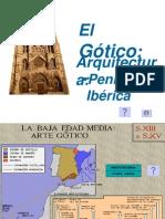 Gotico Pen Ibérica
