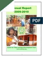 Annual Report 2009-10 - CTRD Trust