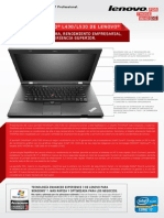 Thinkpad l430 l530 Datasheet