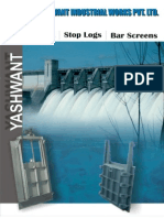 Catalog Yashwant Sluice Gates