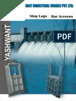 Catalog Yashwant Sluice Gates