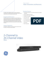 2-Channel to 20-Channel Video