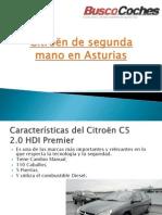 Citroën de Segunda Mano en Asturias