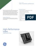 High Performance Video