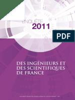Observatoire Ingénieurs 2011