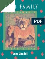 Lion Family (Animal Series)