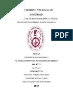Informe 2 Osciloscopio Como Instrumento de Medida