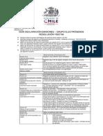 Guía de Declaraciones de Gases Electrónicos