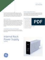 Internal Rack Power Supply