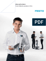 FESTO - Catálogo de Produtos 2014