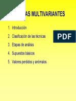 Metodos Multivariantes