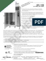 Alto Shaam QC100 Quickchiller
