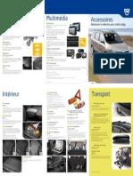 Lodgy J92 Brochure Accessoires