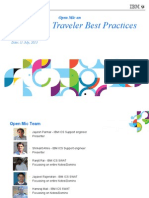 IBM Notes Traveler Best Practices