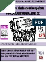 Movimiento Mmpv 87888