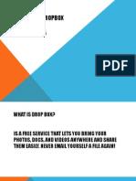 Vhon_Vega_How to Use Dropbox