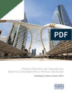 Catalogo-Listino Sistema Ripristino Del Calcestruzzo - Consolidamento e Rinforzo Strutturale Marzo 2014