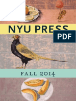 NYU Press | Fall 2014