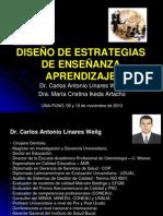 1er Día - Curso de Diseño de Sílabos, Sesiones y Estrategias Didácticas - Una-puno (09 y 10 de Noviembre de 2013)