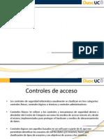 Controles de Acceso Sem4