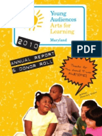 2010 Annual Report and Donor Honor Roll