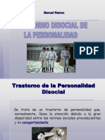 transtorno disocial