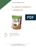 Proiect Marketing +Chestionar Nestle Fitness